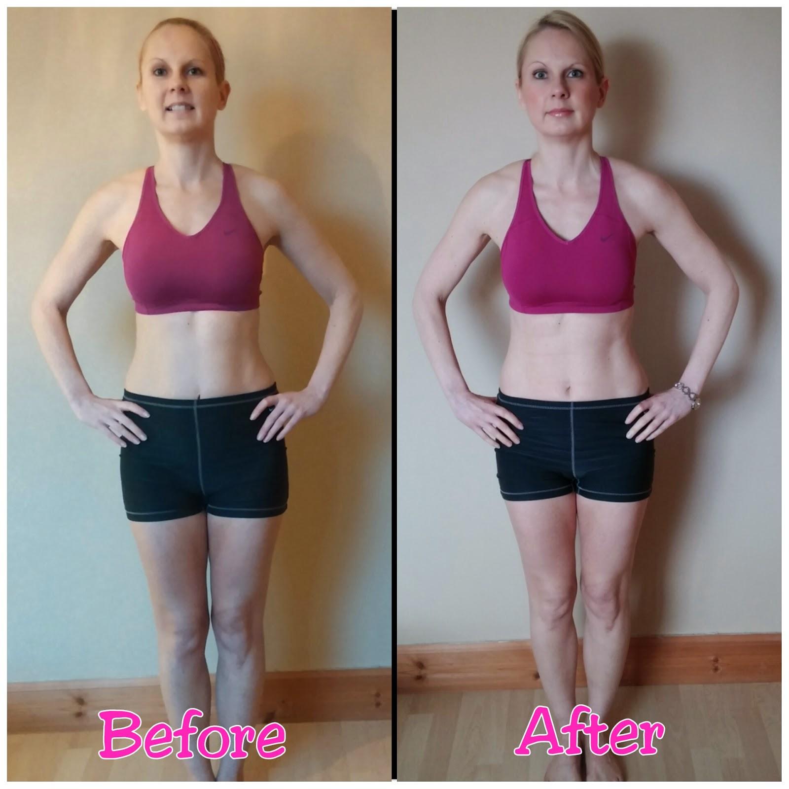 Insanity Max:30 – My Results – Caroline Glen