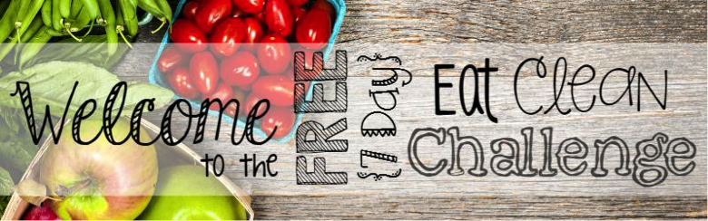 7 day clean eating banner