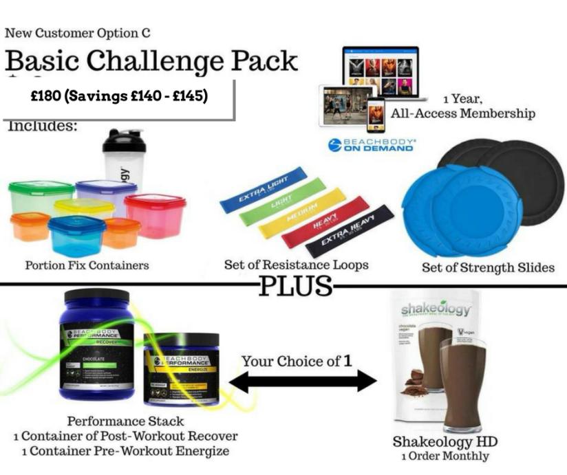 Basic Challenge Pack